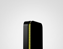 Snap - Portable Mobile speaker design