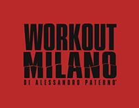 Workoutmilano.com | SITE DESIGN