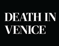 Death In Venice - Infographics