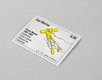 Bruno Munari Stamps