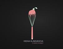 Ksenia Klindukhova Confectionery | Corporate Identity