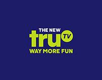 TruTV Brand Relaunch