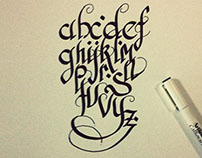 Calligraphy works 1