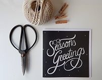 Makers Christmas Cards 2014