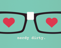 Nerdy Dirty - Illustrations for Nerds in Love
