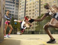 adidas Bounce The Block
