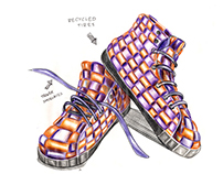 Sustainable Shoes Concepts