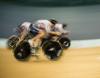 UCI Track Cycling World Cup London 2014