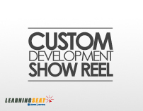 LEARNING SEAT - Custom Development Show Reel
