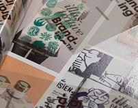 Illustrative Branding•Smashing illustrations for brands