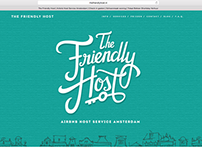 The Friendly Host Logo
