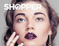 Styling for 'Forever Young' Shopper Magazine editorial