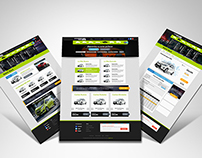 AUTOCARCREDIT / Sitio Web y Branding