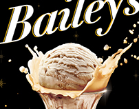 Helado Bon: Navidad Baileys