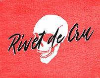 Lettering & Illustration for Rivet de Cru Jeans