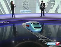 Viz 3D Graphics (Chennai Metro Rail Project)
