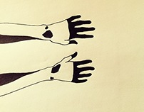 Hands. An Obsession.