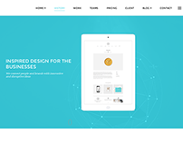 Ariva - Onepage for Team, Band, Group, Company