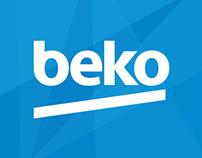 Beko Global New Branding 2015
