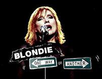 Blondie Graphics