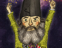 Vermin Supreme / the most amazing man in the world