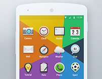 Icons For Android Launcher
