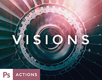 VISIONS Actions And Textures Vol. 3