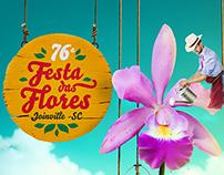 Conceito Campanha Festa das Flores 2014
