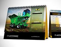 Calendário ANTONIOSI 2015