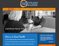 Mathis Physical Therapy Website