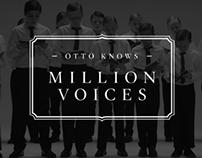 Otto Know - Million Voices