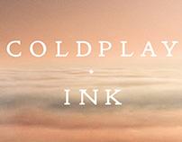 BLIND // COLDPLAY INK