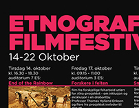 Ethnographic Film Festival