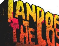 Land of the Lost 09 style guide
