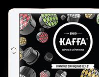Digital Folder Kaffa Compatible with Delta Q Machines