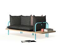Clippa / Sofa