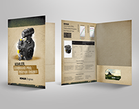 Kohler Engines Propane Marketing Folder