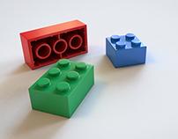 Lego Brick Render