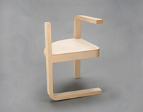 L7: the corner chair