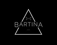 BARTINA- identidad visual -