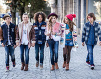Tiffosi Kids Denim Winter 2014/15