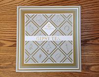 Gipsy Tea Packaging