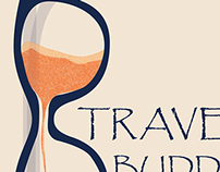 Travel guide book cover