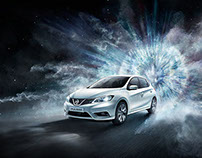 Nissan Pulsar 2014 - Print