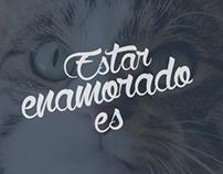 Master Cat - #EstarEnamoradoEs (Twitter)
