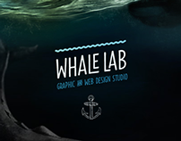 Whale Lab Personal Brand | Brand Identity