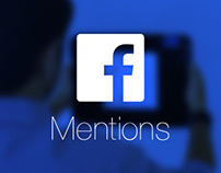 Facebook Mentions Box