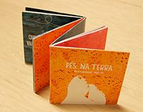 PÉS NA TERRA - Livro Infantil