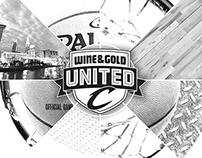 2014-2015 Wine & Gold United Membership Kit