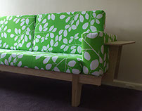 Plywood Couch Number One